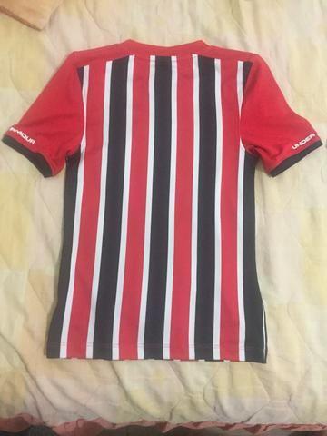 Camisa do São Paulo oficial infantil - Foto 4