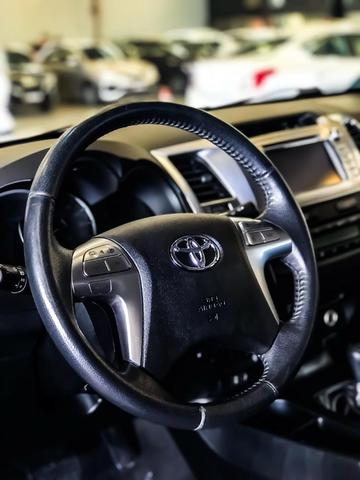 Toyota hilux - 2014/2014 3.0 srv 4x4 cd 16v turbo intercool. - Foto 8