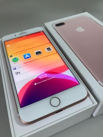 IPhone 7 32gb Plus Rose c garantia