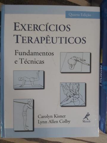 Livros área da saúde - Fisioterapia - Foto 3
