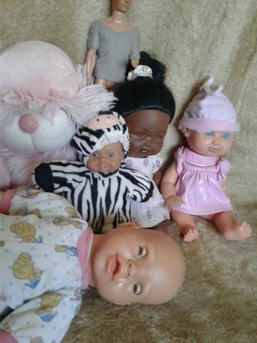 Torrando bonecas