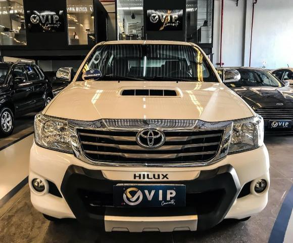Toyota hilux - 2014/2014 3.0 srv 4x4 cd 16v turbo intercool.