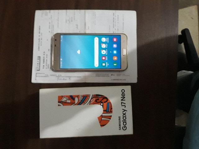 Samsung Galaxy J7 semi novo - Foto 3