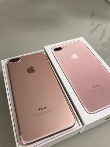 IPhone 7 32gb Plus Rose c garantia - Foto 3