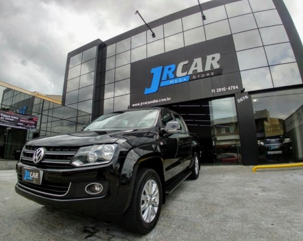 VOLKSWAGEN AMAROK 2.0 HIGHLINE 4X4 CD 16V TURBO INTERCOOLER DIESEL 4P MANUAL. - Foto 7