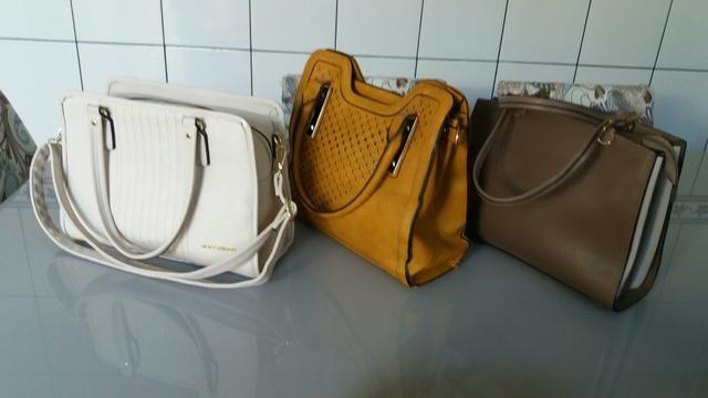 Vendo bolsas novíssimas - Foto 2