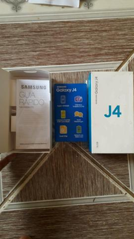 Celular Samsung Galaxy J4 no precinho - Foto 6