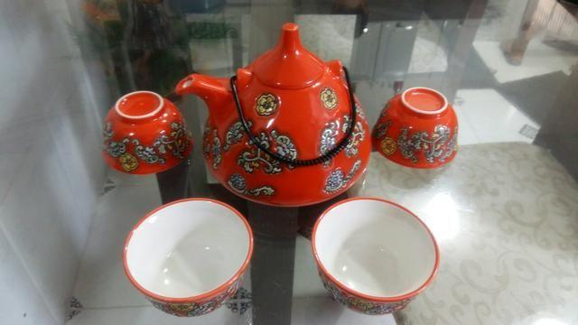 Jogo de chá Jopones - Foto 3