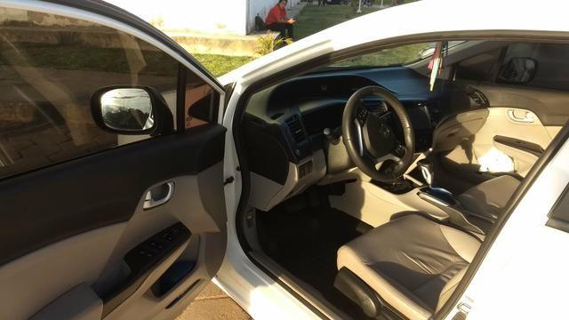 Honda Civic 2015 LXR-2.0 Flex One - Foto 4