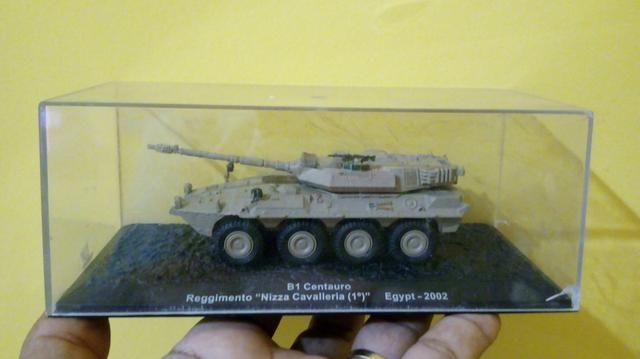 Vendo miniaturas de tanques de guerra - Foto 4