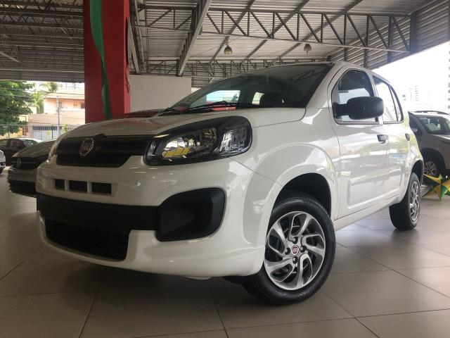 Fiat Uno Attractive 1.0 - Foto 4