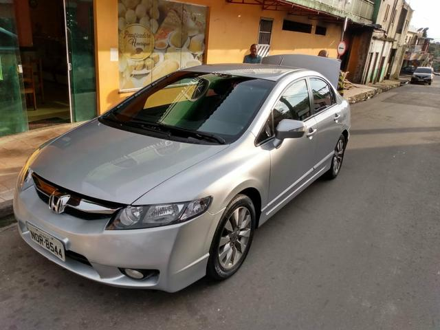 New civic 2011 novo!!!