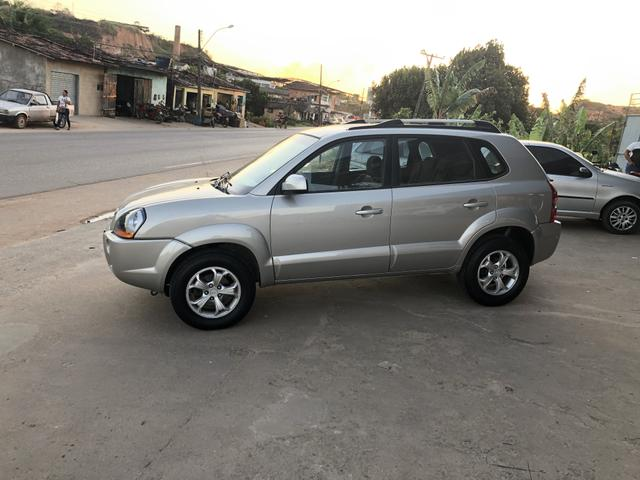 Hyundai/ tucson gls automático 2012 - Foto 2