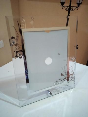 Porta Retrato de Vidro - Foto 2