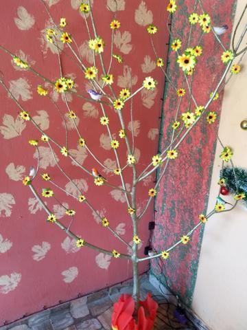 Árvore artesanal para decoração - Foto 3