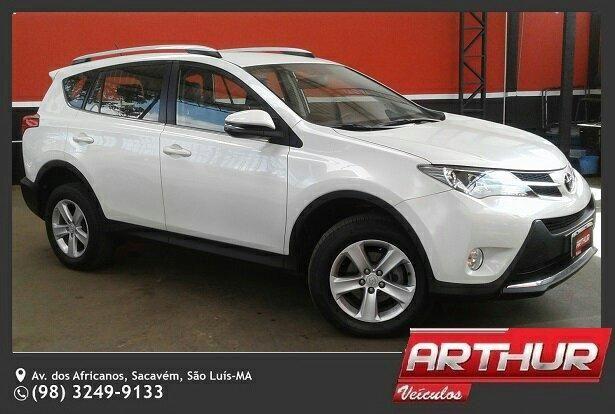Toyota Rav 4 2.0 AT 4x4 Arthur Veiculos
