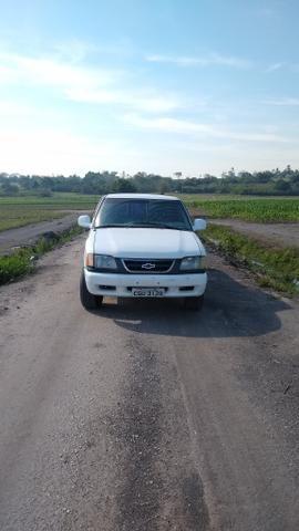 Vendo S10 1996 cabine extendida gasolina 2.2 - Foto 17