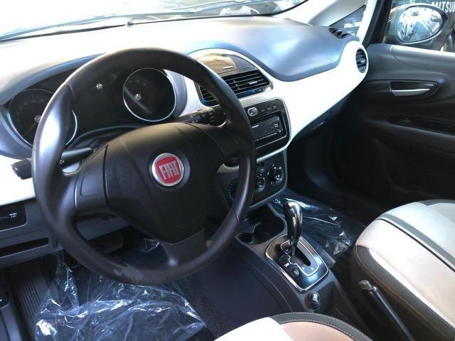Fiat punto - 2013/2014 1.6 essence 16v flex 4p automatizado - Foto 9