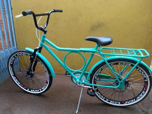 Bicicleta Monark personalizada - Foto 4