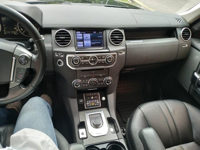 Discovery 4 SE Diesel Automática em excelentes estado de e conservação - Foto 6