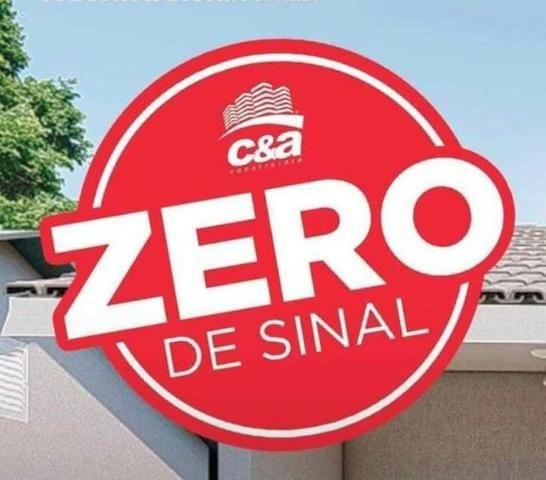 Casas em Cuiabá com Zero de Sinal