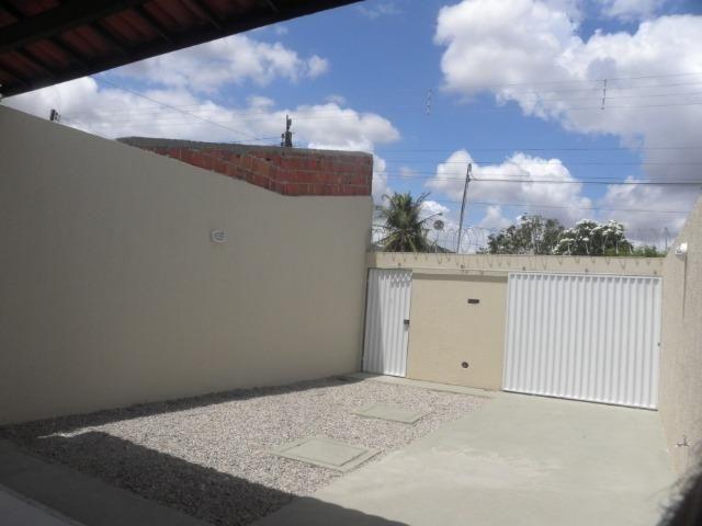 Linda casa plana 3 quartos no melhor do Luzardo viana - Foto 2
