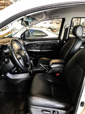 Toyota hilux - 2014/2014 3.0 srv 4x4 cd 16v turbo intercool. - Foto 6