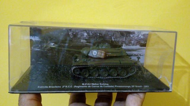 Vendo miniaturas de tanques de guerra - Foto 2
