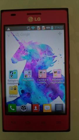 Celular LG Optimus L5 - Foto 2