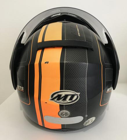 Capacete MT - Helmets - articulado - Foto 6