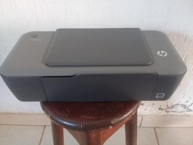 Impressora Deskjet Hp Usada, esta funcionando - Foto 4