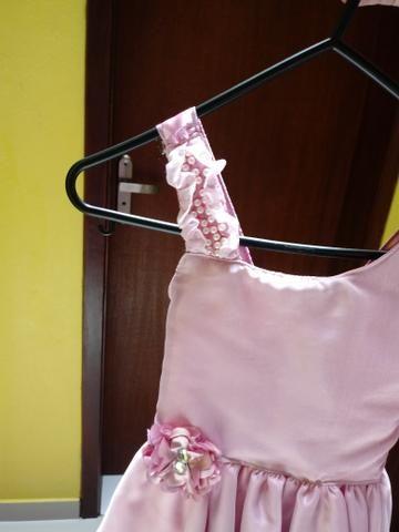 Vestido e Casaco Tam 8 - Foto 3