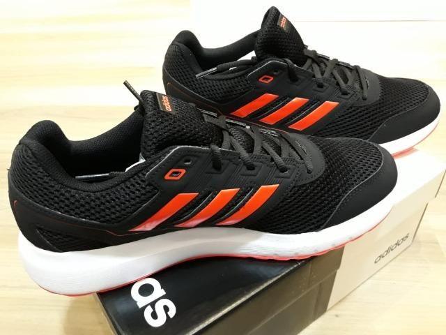 b7daa6b2d3 Promoção Tênis Adidas Original Masculino Tamanho disponível 43 na Caixa Novo  em Liquidação