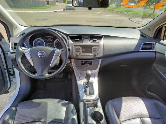 Nissan Sentra SV 2.0 Flex Automático - Foto 8