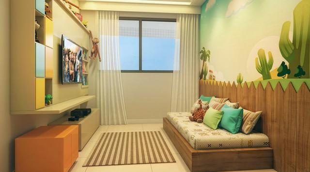 Apartamento a beira mar de Olinda com 3 ou 4 quartos e área de lazer completa - Foto 7