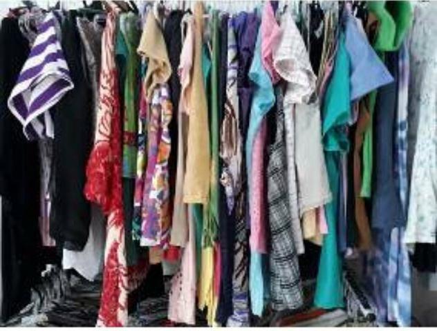325381e57 Lote de roupas para Brechó - Roupas e calçados - Ceilândia Norte ...