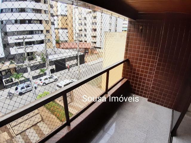 Ótimo apartamento! 3/4 duas suítes! 119 m ponta verde! - Foto 6