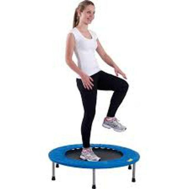 Jump Trampolim Pula Pula Fitness. Novo, Nota Fiscal e Garantia de Fábrica - Foto 2