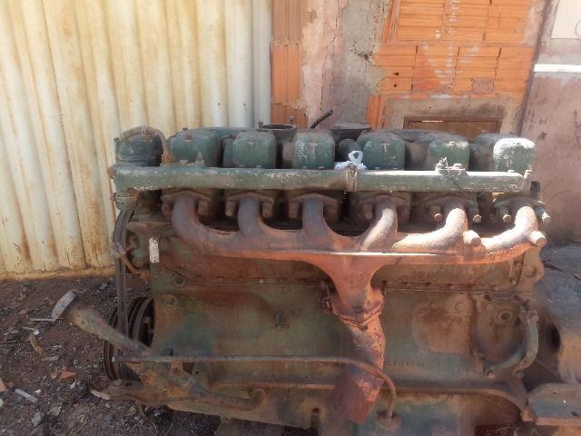 Motor om 355 6/cilindro - Foto 5