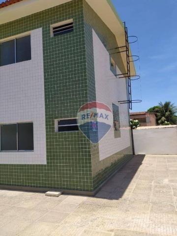 Apartamento com 3 dormitórios para alugar, 53 m² por R$ 800,00/mês - Jardim Atlântico - Ol - Foto 15
