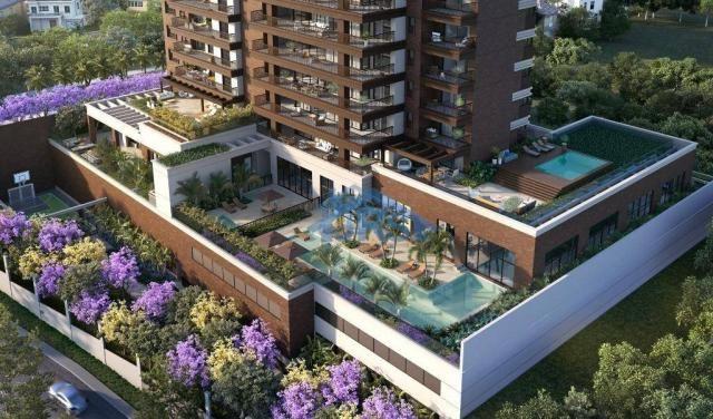 Apartamento com 5 dormitórios à venda, 410 m² por R$ 3.690.000,00 - Edifício Myrá - Baruer - Foto 11