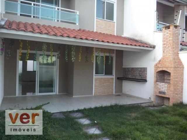 Casa à venda, 108 m² por R$ 230.000,00 - Divineia - Aquiraz/CE - Foto 2