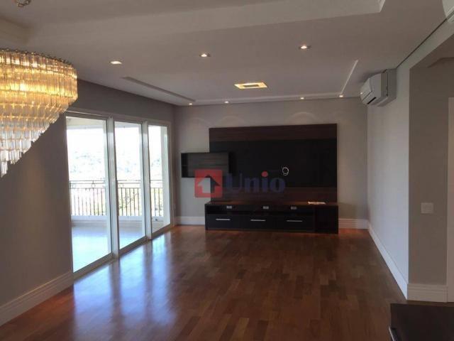 Apartamento com 3 dormitórios à venda, 213 m² por R$ 2.000.000,00 - Terras do Engenho - Pi - Foto 2