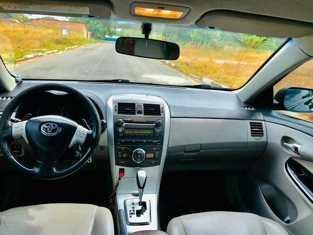 Corola xei completo automático cabio borboleta no volante - Foto 10