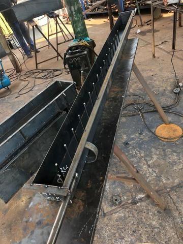 Forma metálica poste mourão - Foto 2