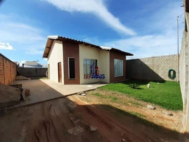 Casa à venda, por R$ 230.000 - Colina Park I - Ji-Paraná/RO