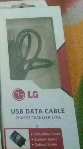 Cabo USB original da LG*novo*na caixa!