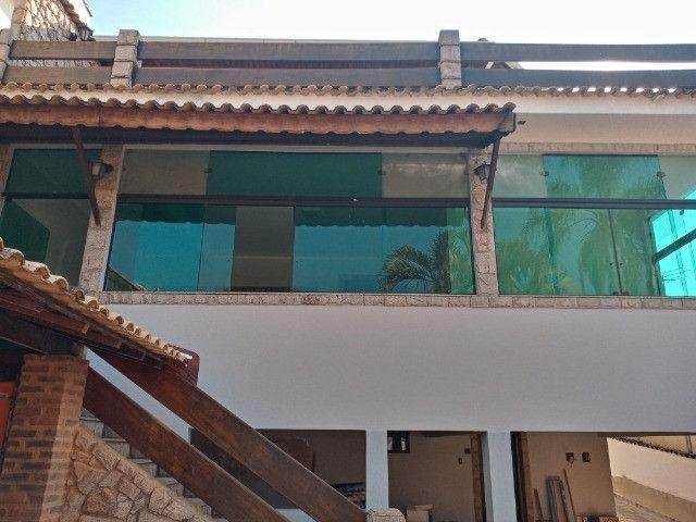 C222 - Casa de alto padrão. Na parte alta do centro - Foto 3