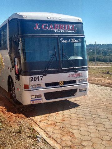 Ônibus buscar 360 volvo ano 95. 50 lugares