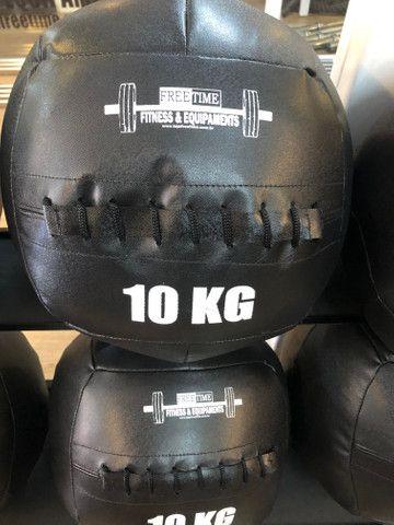 Wall ball 4/6/8/10 kilos 190,00 cada - Foto 4